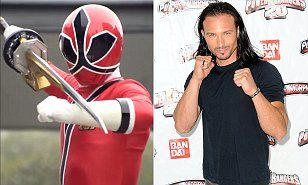 Second Power Ranger Murder? Ex-Power Rangers Samurai Ricardo Medina Jr arrested for 'murdering roommate with sword' | Daily Mail Online