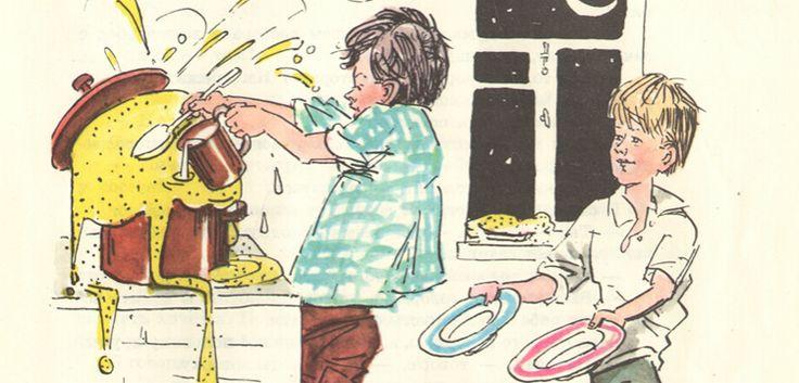 Что вкуснее: молочный суп или мокрый хлеб? Воспоминания про детский сад   Поплинкс