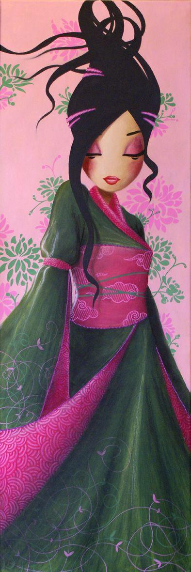 Obi Rose ~ Misstigri