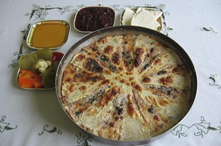 Albanian recipes