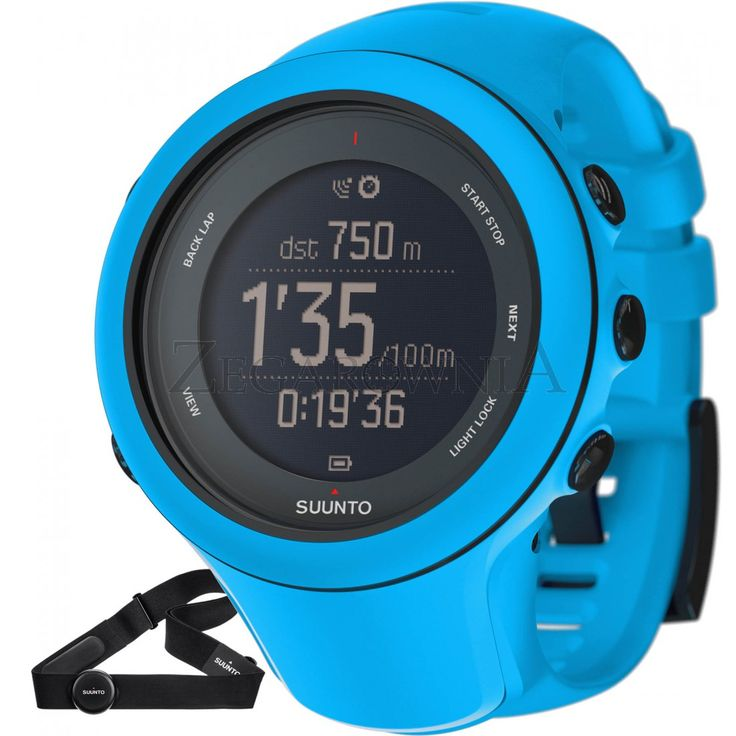 ZEGAREK SUUNTO AMBIT 3 SPORT BLUE GPS + HR http://zegarownia.pl/zegarek-suunto-ambit3-sport-blue-gps-hr-ss020679000