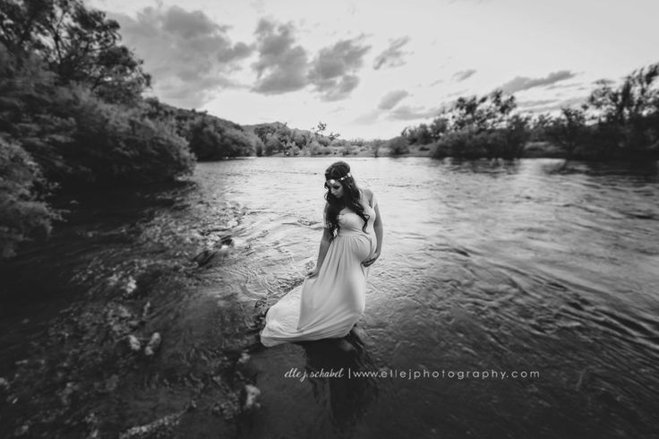 maternity photography, maternity inspiration, maternity dress, maternity water photography, desert photography, arizona maternity, salt river maternity © 2015 images by elle j.schabel | www.ellejphotogra... | 801.414.4419