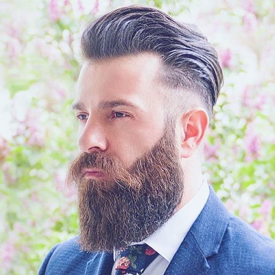 386 best barba images on pinterest beard tattoo bearded men and hairstyles. Black Bedroom Furniture Sets. Home Design Ideas