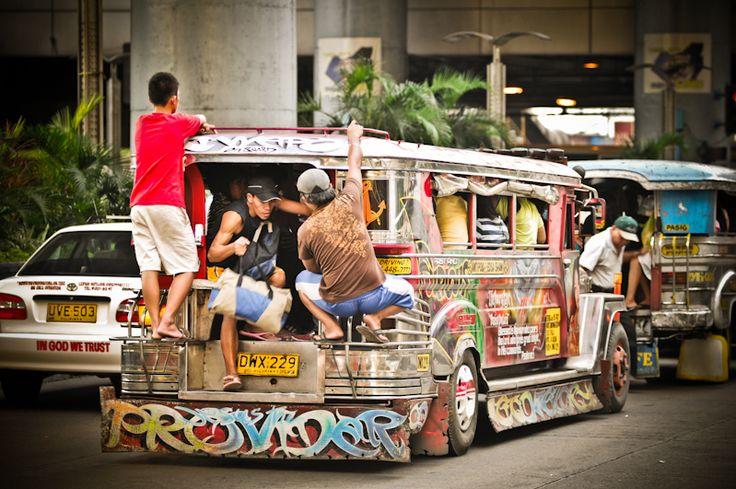 Jeepney MANILA Philippines | blog.lensjournal » Blog Archive » Jeepneys