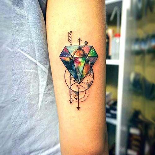 elmas dövmeleri diamond tattoos 9