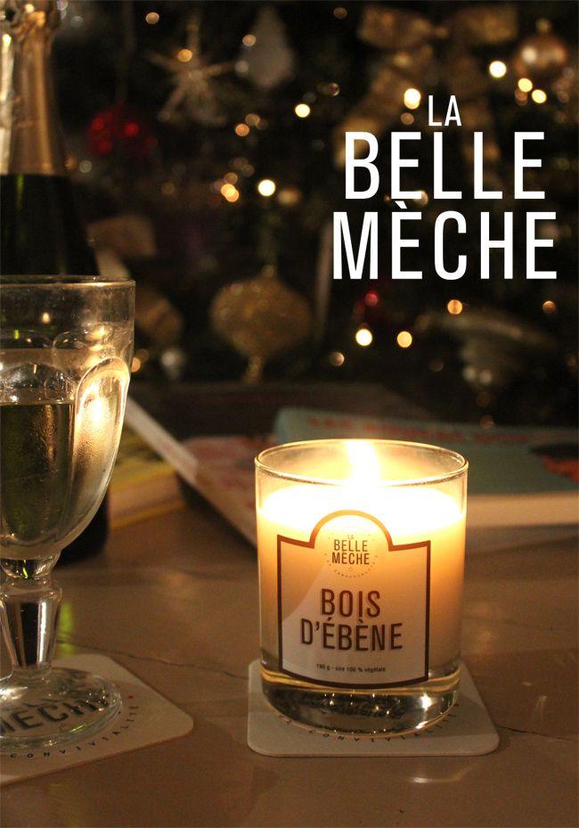 Bougies La Belle Mèche chez BENOIT-GUYOT