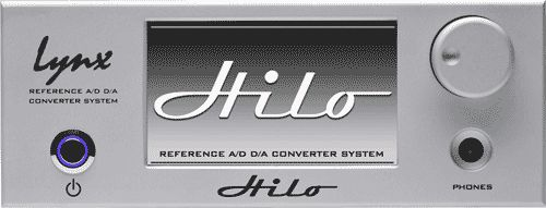 Hilo Reference A/D D/A Converter System