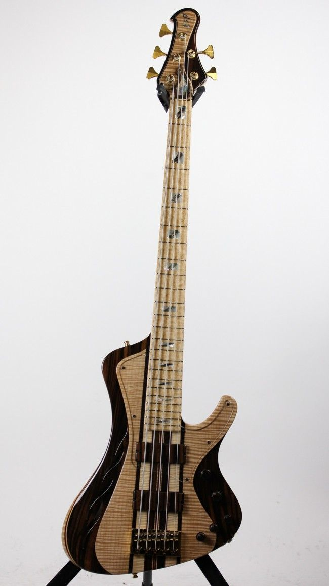 Custom Bass Guitars | ... Stream Original Series Custom Shop NAMM 2014 Exhibition Bass Guitar