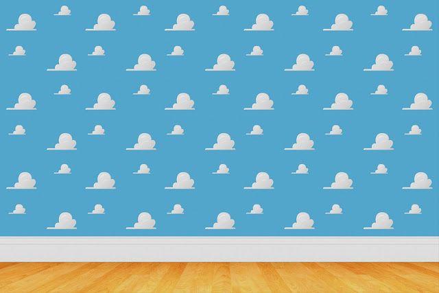 Fundo Toy Story -Kit Completo com molduras para convites, rótulos para guloseimas, lembrancinhas e imagens!