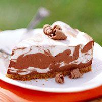 Guiltless Chocolate Cheesecake