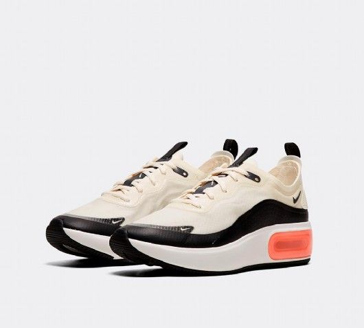 best website 53085 ad19d Nike Womens Air Max Dia SE Trainer | Pale Ivory / Black ...