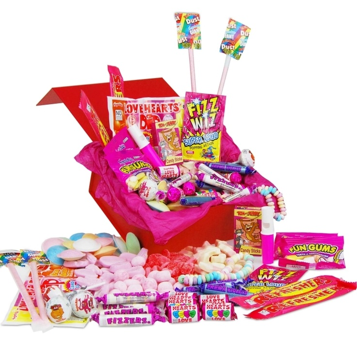 Sweets for my Sweet Deluxe Box by£29.99 - The Wedding Gift Company