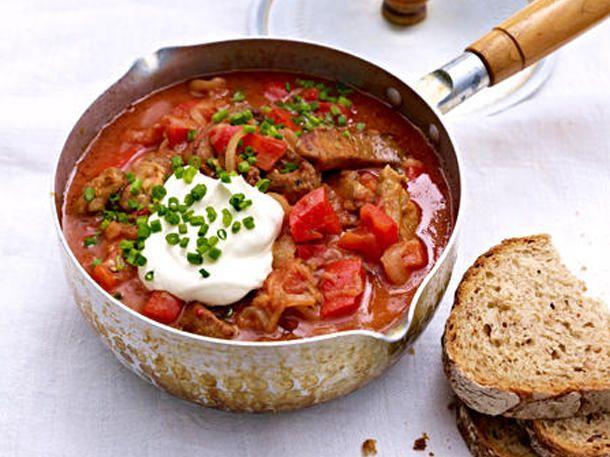 Pinterestu0027teki 25u0027den fazla en iyi Gyrossuppe rezept einfach fikri - schnelle und leichte küche