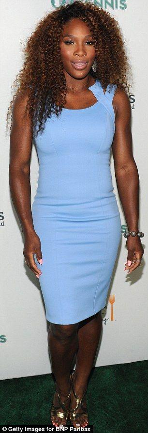 Robin's Egg Blue | Serena Williams