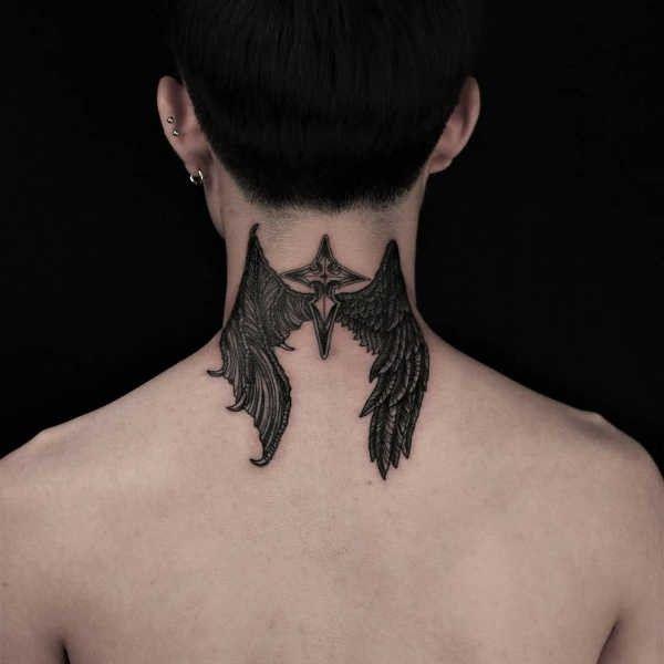 Ali Significato Idee E Foto Tattoos Animals