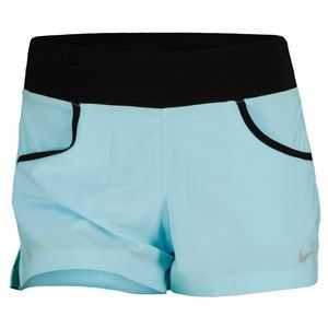 One of the most comfortable shorts you'll ever own - The Nike Women's Victory Tennis Short #nike #tennis #shorts