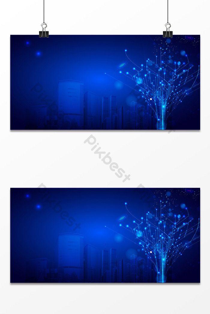 تصميم خلفية بسيطة الخيال الأزرق خلفيات Psd تحميل مجاني Pikbest Background Design Design Simple Designs