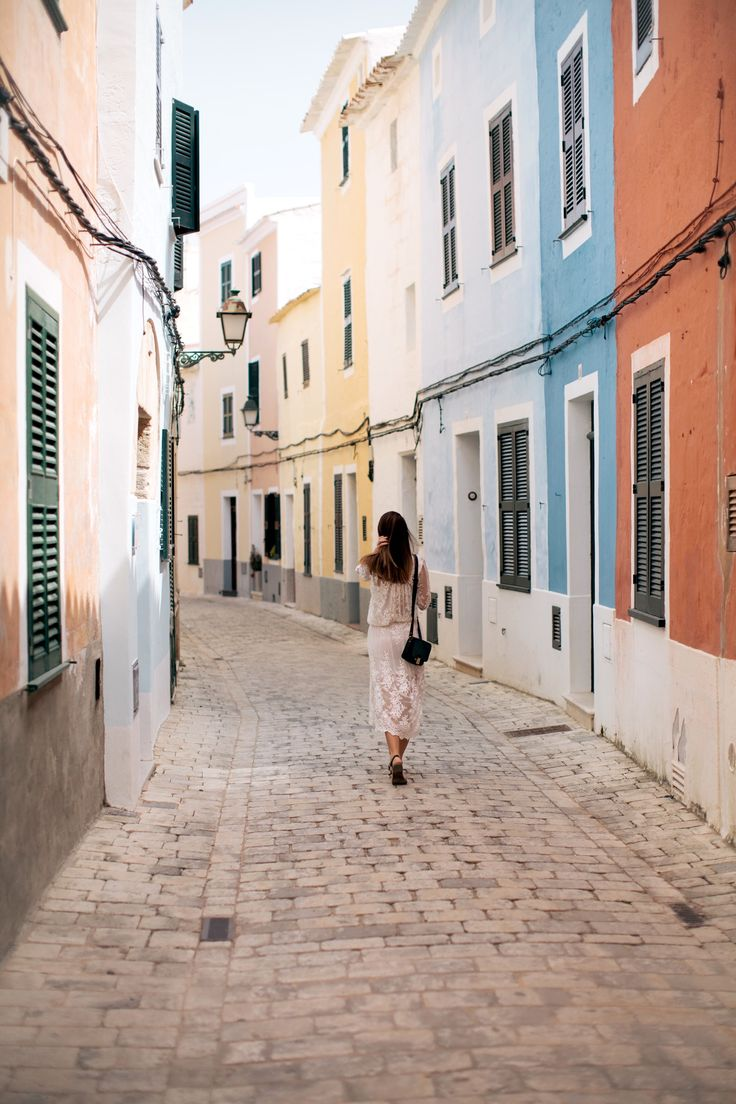 Ciutadella, Menorca / The LANE Travel Diary.