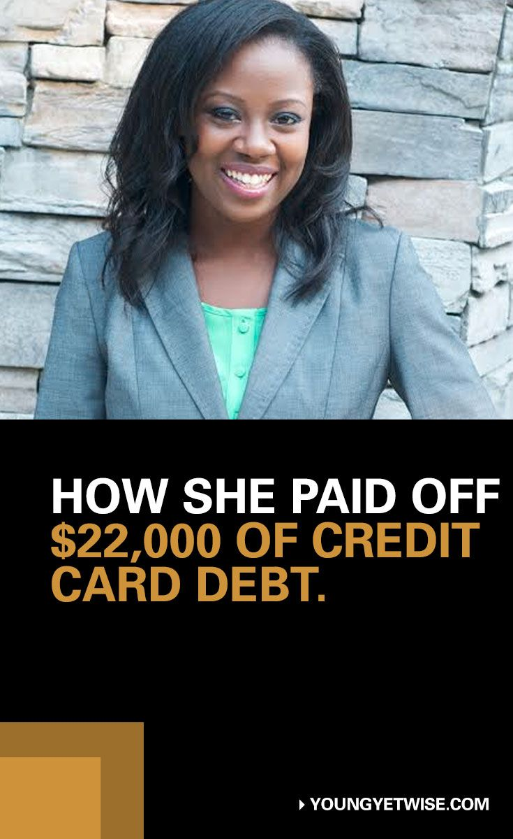 LaTisha Styles has decided to drop some knowledge off to Young Yet Wise.  Who is this wonderful woman, and how did she eliminate 22,000 of credit card debt?! http://youngyetwise.com/how-she-paid-off-22000-of-credit-card-debt/