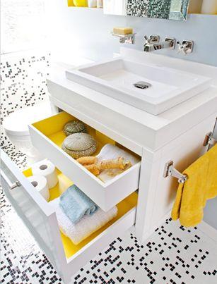 Lindo armário pro banheiro
