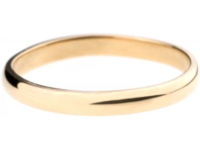 Christian Likes!  Milla Round Band 2mm-3mm