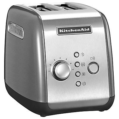 #Kitchenaid #toaster #silver
