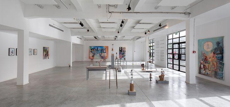 artport TLV: from tin shack to an artist residence