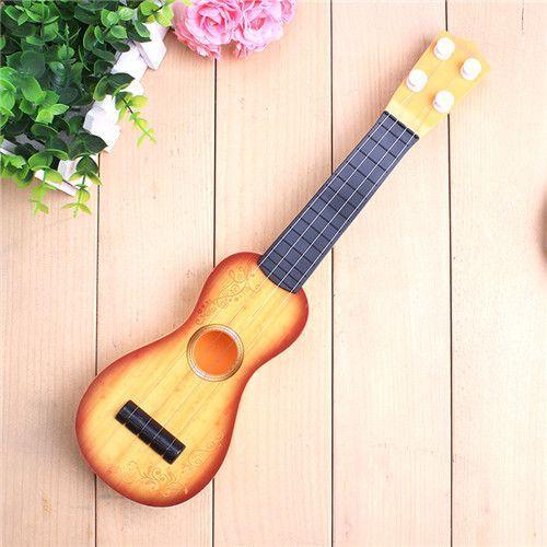 Children learn Ukulele Soprano Sapele 12 Ukulele Guitar Hawaiian Tauro TR-1S Small Guitar Ukelele Strings Musical Instruments