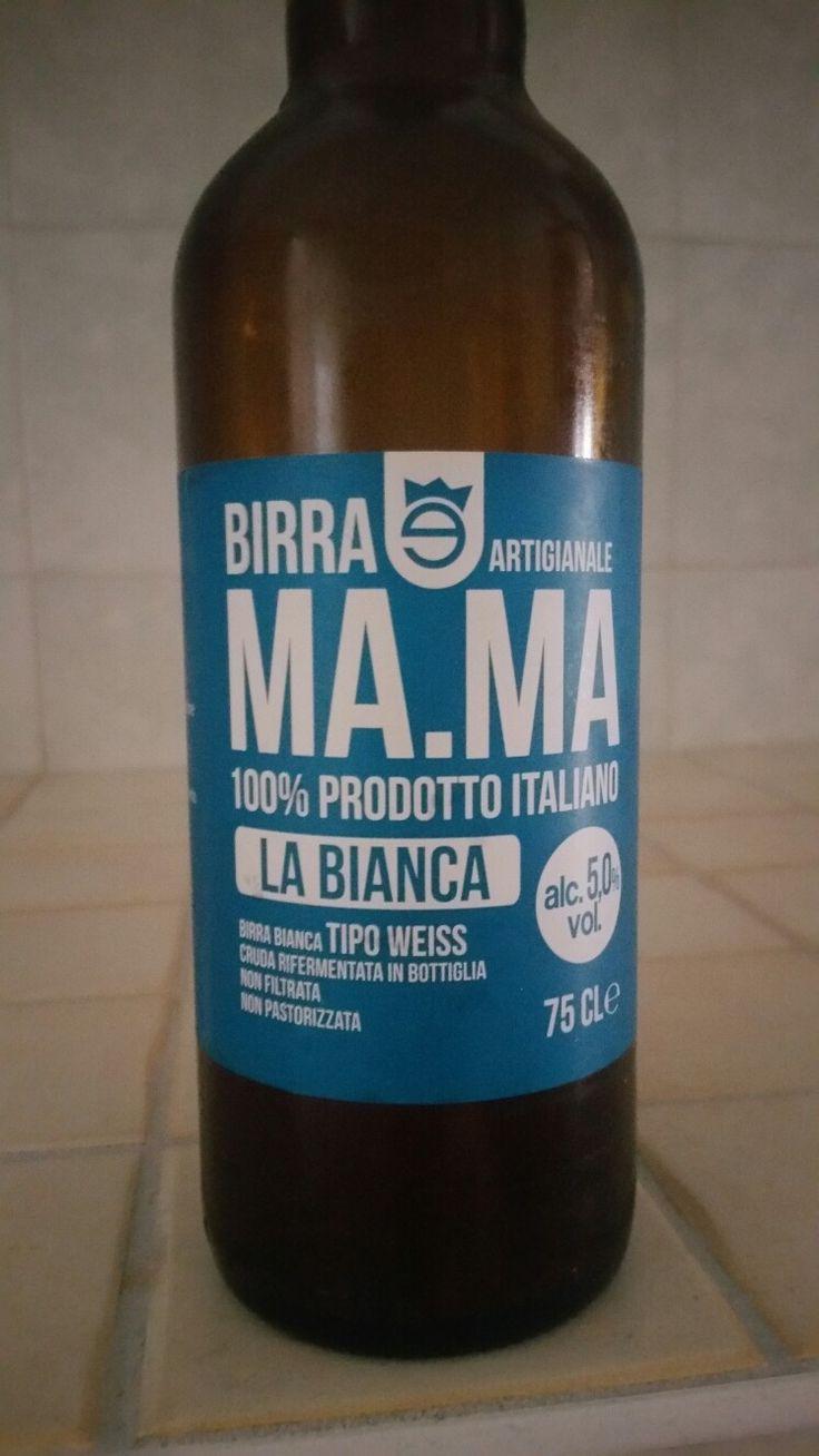 Birra Umbra tipo waiss