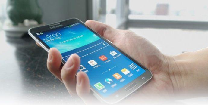 Samsung Galaxy Round İncelemesi