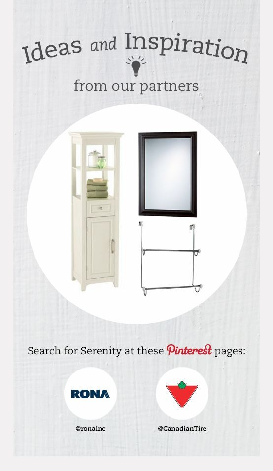 Relax, refresh, revitalize, repin. As your search for serenity continues, check out our partners for some great posting ideas and inspiration. #CILserenity