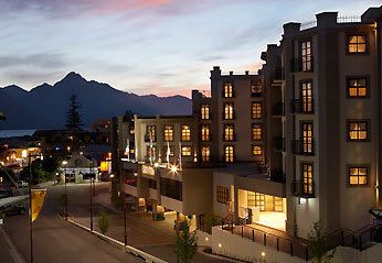 Queenstown, New Zealand - Sofitel Hotel and Spa