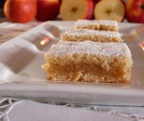 Babkin jablkový koláč - recept