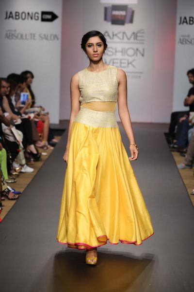 Lakmé Fashion Week – Sva by Sonam & Paras Modi at LFW SR 2014