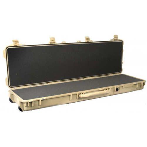 Cases 73938: Pelican 1750 Waterproof 50? Rifle Long Gun Case With Foam – Tan -> BUY IT NOW ONLY: $231.9 on eBay!