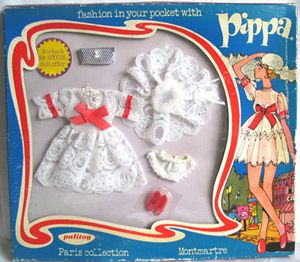 Palitoy Pippa doll Paris second collection