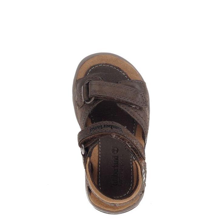 Timberland jongens sandalen bruin, mt 29