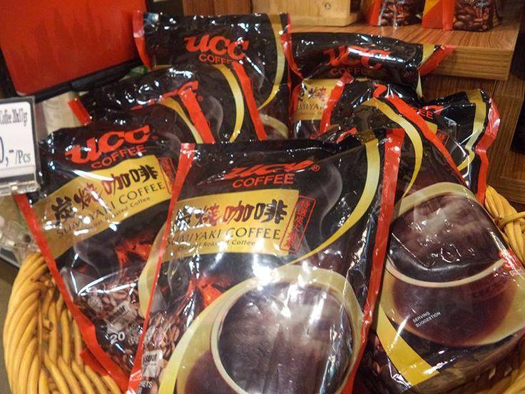 New In Town, UCC Coffee at Hero Supermarket. Untuk Fresh People yang menyukai Kopi, UCC Coffee harus dicoba. Yuk berbelanja, karena produk UCC Coffee ini hanya ada di Hero loh. Let's shop #MyHERO