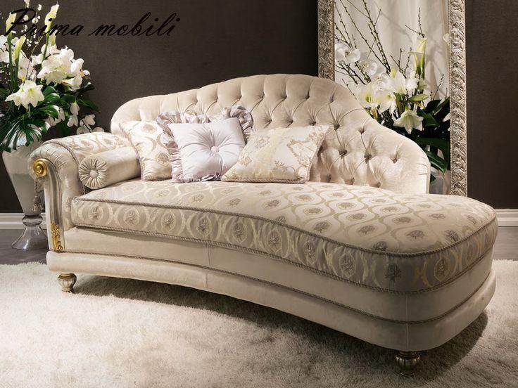 Итальянская лежанка Etoile Pigoli купить в Москве в Prima mobili
