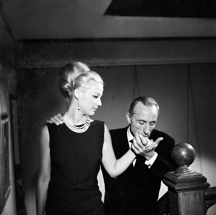 """Μάνος Κατράκης, Ζωή Λάσκαρη στην """"ΙΣΤΟΡΙΑ ΜΙΑΣ ΖΩΗΣ"""" 1965 του Γιάννη Δαλιανίδη"""