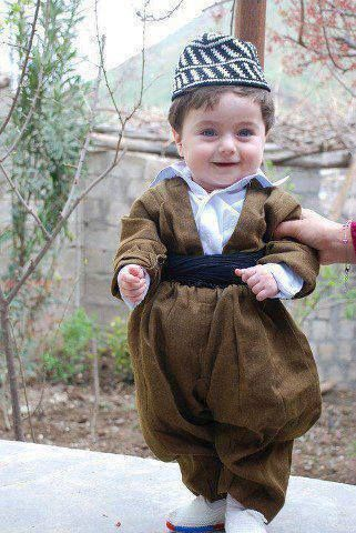 Kurdish boy...how adorable