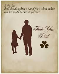 Happy Fathers Day Quotes From Daughter...