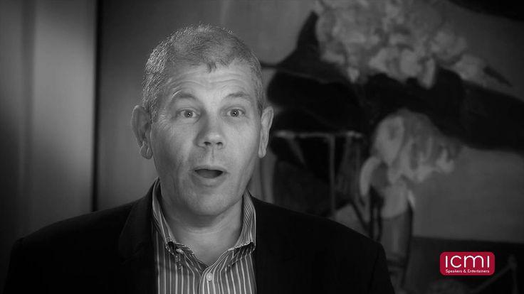 Business Speaker: David Staughton - My background | ICMI