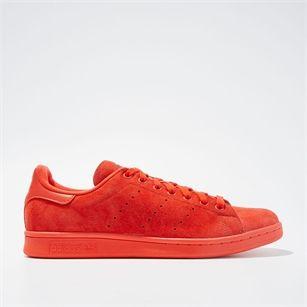 Adidas STAN SMITH, Red, medium