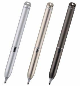 プリンストン、ペン先2mm静電式アクティブスタイラス発売