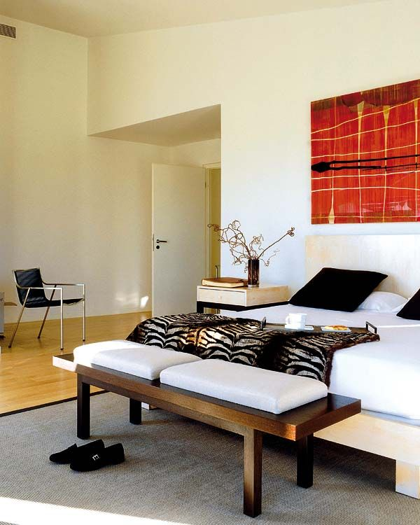 68 best pies de cama images on Pinterest   Sillones, Diseño de ...