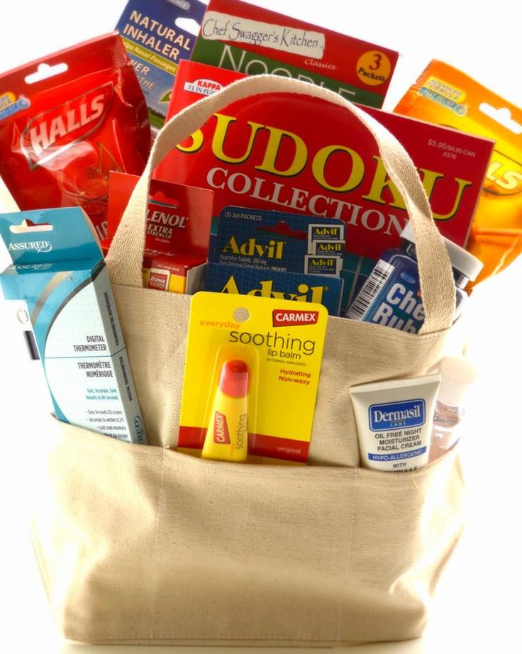 Cold N Flu Gifts that Rescue