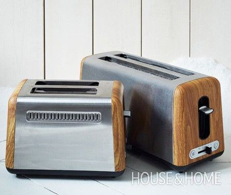 Mid-Century Modern Toasters | West Elm | Photo Gallery: Small Appliance Hall Of Fame | House & Home