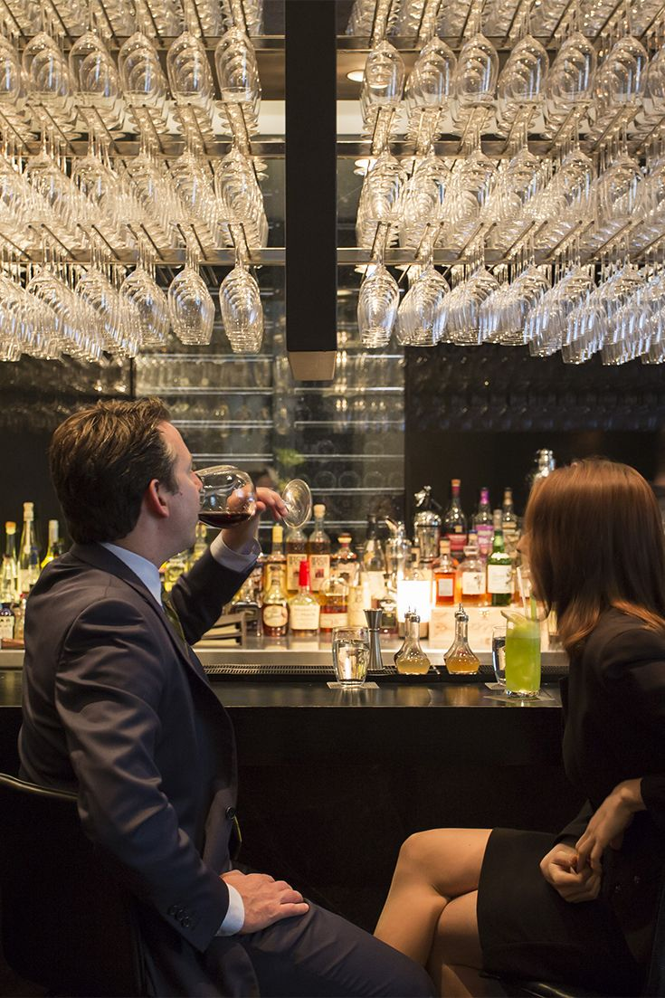 After work drinks never looked so good at Sydney stalwart, Rockpool Bar & Grill