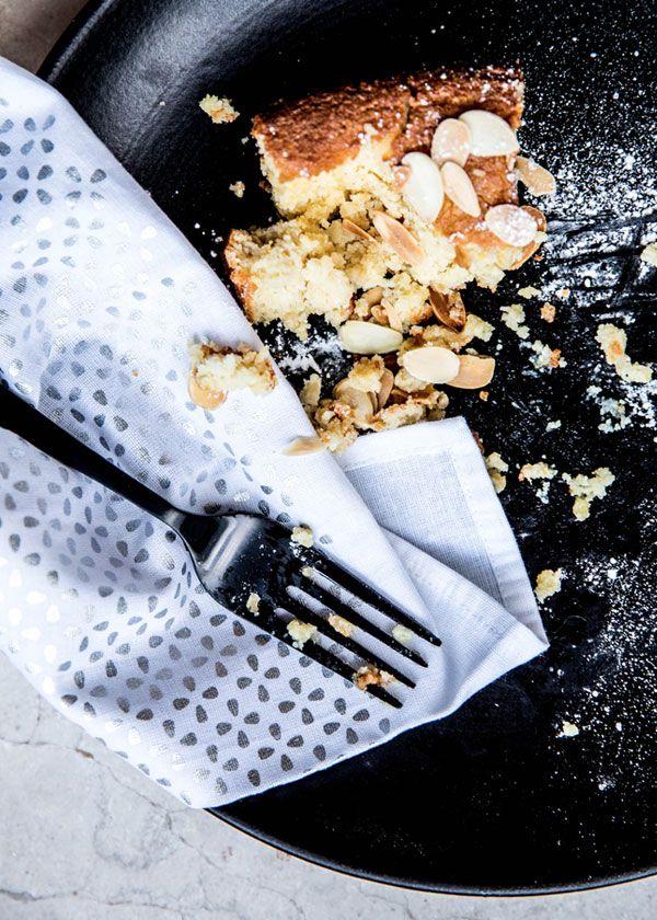 Lemon Ricotta and Almond Cake (Gluten Free)